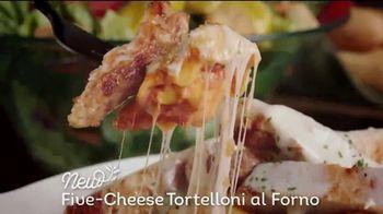 Olive Garden Flavor Filled Pasta TV Spot, 'Get Together' - Thumbnail 4