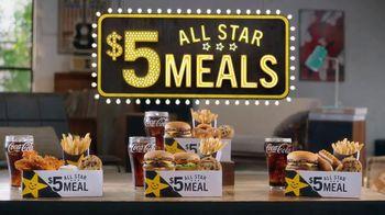 Carl's Jr. $5 All Star Meals TV Spot, 'Beige' - Thumbnail 4
