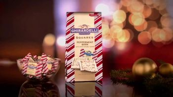 Ghirardelli Peppermint Bark Squares TV Spot, 'Tradition' - Thumbnail 10