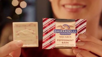 Ghirardelli Peppermint Bark Squares TV Spot, 'Tradition'