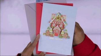 Hallmark Signature Cards TV Spot, 'Spread Cheer' Song by Gwen Stefani - Thumbnail 4