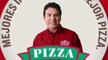 Papa John's TV Spot, 'Cualquier pizza' [Spanish] - Thumbnail 7