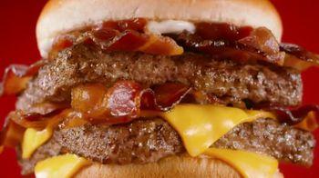 Wendy's Baconator TV Spot, 'Con mucha carne fresca' [Spanish] - Thumbnail 7