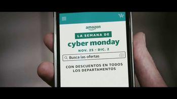 Amazon La Semana de Cyber Monday TV Spot, 'Busca las ofertas' [Spanish] - Thumbnail 2