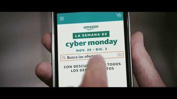 Amazon La Semana de Cyber Monday TV Spot, 'Busca las ofertas' [Spanish]