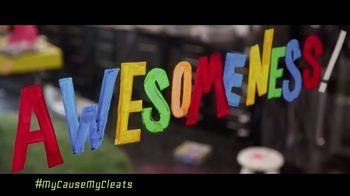 NFL TV Spot, 'My Cause My Cleats: Martellus Bennett'