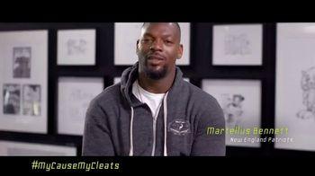 NFL TV Spot, 'My Cause My Cleats: Martellus Bennett' - Thumbnail 1