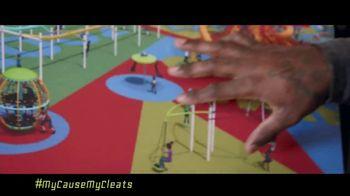 NFL TV Spot, 'My Cause My Cleats: Martellus Bennett' - Thumbnail 5