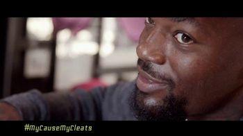 NFL TV Spot, 'My Cause My Cleats: Martellus Bennett' - Thumbnail 6