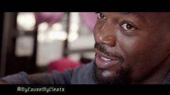 NFL TV Spot, 'My Cause My Cleats: Martellus Bennett' - Thumbnail 7