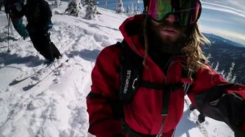 GoPro HERO6 TV Spot, 'Baldface Beardface' Ft. Torstein Horgmo, Travis Rice - Thumbnail 1