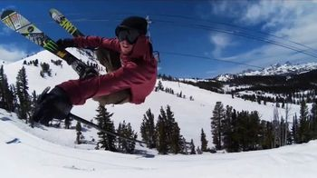 GoPro HERO6 TV Spot, 'Baldface Beardface' Ft. Torstein Horgmo, Travis Rice
