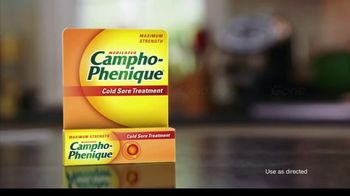 Campho-Phenique TV Spot, 'Cold Sore Takes Over' - Thumbnail 9