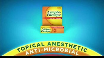 Campho-Phenique TV Spot, 'Cold Sore Takes Over' - Thumbnail 7