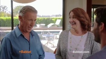 Babbel TV Spot, 'My Mother Is a Noodle' - Thumbnail 4
