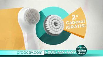 Proactiv Deep Cleansing Brush TV Spot, 'Vamos' [Spanish] - Thumbnail 9