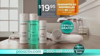 Proactiv Deep Cleansing Brush TV Spot, 'Vamos' [Spanish] - Thumbnail 8