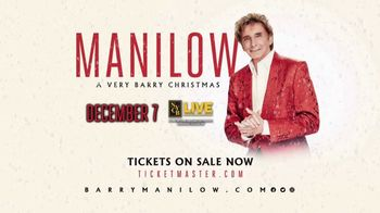Nassau Coliseum TV Spot, 'Manilow: A Very Barry Christmas' - Thumbnail 10