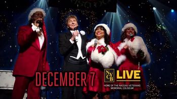Nassau Coliseum TV Spot, 'Manilow: A Very Barry Christmas' - Thumbnail 6