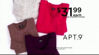 Kohl's Cyber Deals TV Spot, 'Cashmere and Sleepwear' - Thumbnail 5