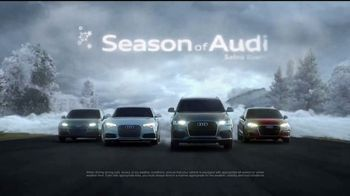 Audi Season of Audi Sales Event TV Spot, 'Weatherman' [T2] - Thumbnail 8