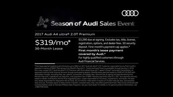 Audi Season of Audi Sales Event TV Spot, 'Weatherman' [T2] - Thumbnail 9