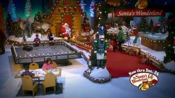 Bass Pro Shops Holiday Sale TV Spot, 'Wonder: Picture With Santa: Reels' - Thumbnail 1