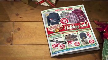 Bass Pro Shops Holiday Sale TV Spot, 'Wonder: Picture With Santa: Reels' - Thumbnail 4