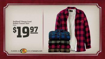 Bass Pro Shops Holiday Sale TV Spot, 'One Gift: Shirts, Reels and Guns' - Thumbnail 7