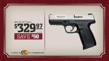 Bass Pro Shops Holiday Sale TV Spot, 'One Gift: Shirts, Reels and Guns' - Thumbnail 9