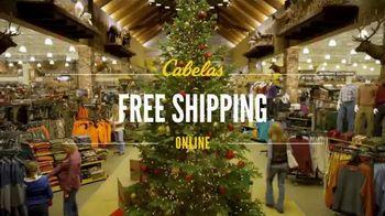 Cabela's Cyber Week Sale TV Spot, 'Floor Liners' - Thumbnail 8