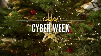 Cabela's Cyber Week Sale TV Spot, 'Floor Liners' - Thumbnail 6