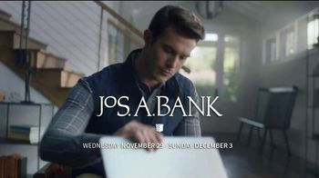 JoS. A. Bank Buy One, Get One Free Sale TV Spot, 'Online Interview' - Thumbnail 1