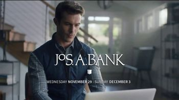 JoS. A. Bank Buy One, Get One Free Sale TV Spot, 'Online Interview' - Thumbnail 2