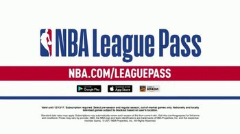 NBA League Pass TV Spot, 'Fire It Up' - Thumbnail 9