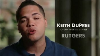 BTN LiveBIG TV Spot, 'Rutgers' SCREAM Is Theater for Thought' - Thumbnail 3