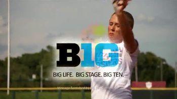 Big Ten Conference TV Spot, 'Faces of the Big Ten: Tara Trainer' - Thumbnail 8
