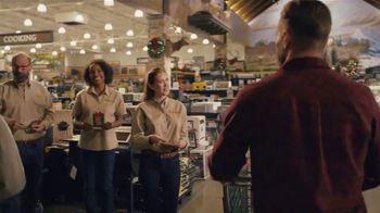 Cabela's Black Friday Weekend Sale TV Spot, 'Smoker, Wool Socks and Optics' - Thumbnail 3