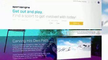 SportsEngine TV Spot, 'Winter Olympics: Alpine Skiing' - Thumbnail 6