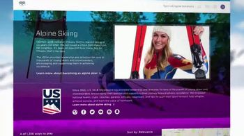 SportsEngine TV Spot, 'Winter Olympics: Alpine Skiing'