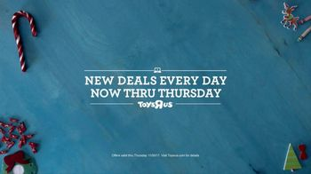Toys R Us Cyber Week TV Spot, 'New Deals' - Thumbnail 4