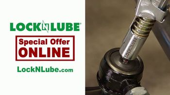 LockNLube Special Online Offer TV Spot, 'End Frustration: Grease Coupler' - Thumbnail 9