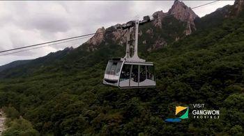 Gangwon Tourism TV Spot, 'Seoraksan' Featuring Daniel Henney