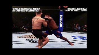 DIRECTV TV Spot, 'UFC 218: Holloway vs. Aldo 2: Go To War'