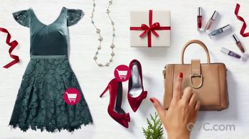 QVC TV Spot, 'Holiday Gift Guide: Techie, Hostess and Party-Goer'
