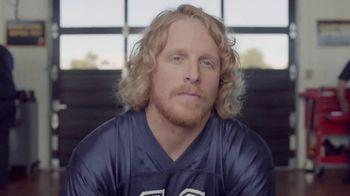 Take 5 Oil Change TV Spot, 'Pretty Fast' Featuring Cole Beasley