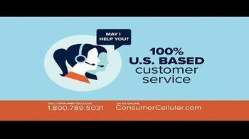 Consumer Cellular TV Spot, 'Better Value: Pie: Holiday $20 Credit: Plans $15 a Month' - Thumbnail 5