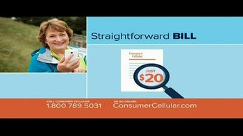 Consumer Cellular TV Spot, 'Why Pay More?: Holiday Gift'