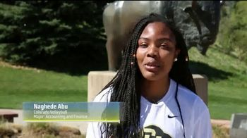 Pac-12 Conference TV Spot, 'PAC Profiles: Naghede Abu' - 92 commercial airings