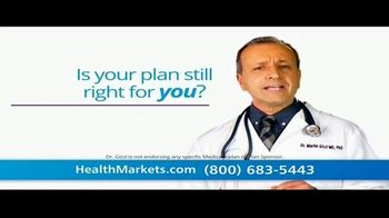 HealthMarkets TV Spot, \'Are You Eligible for Medicare?\'
